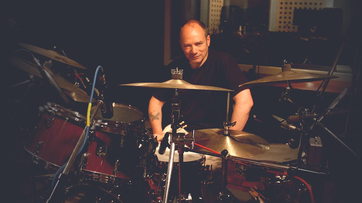 Phil Crabbe Drummer Header 2 colour